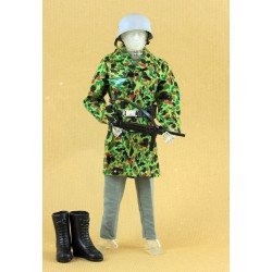 Tenue Parachutiste Allemand Action Joe 4041