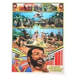 Catalogue / poster Action Joe 1979