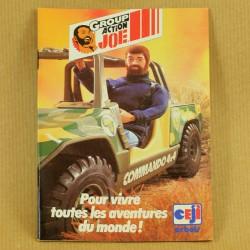 Catalogue Action Joe 1981