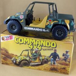 Commando 4x4 Action Joe en boîte