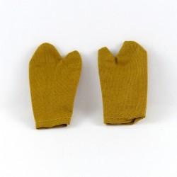 Paire de gants pour la tenue MISSION ARCTIQUE Group Action Joe réédition