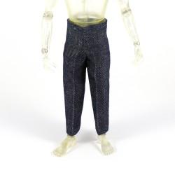 Pantalon maquisard resistant français réédition pour Action Joe