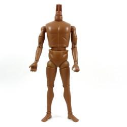 Figurine sans tête mains aggripantes noire