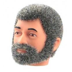 Tête de Joe repro barbu gris