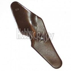 Holster marron repro pour tenue Safari Action Joe