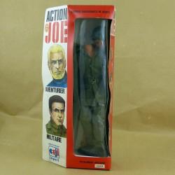 Boite figurine Militaire Action Joe