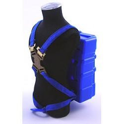 Sac et harnais pour parachute tenue ROI DU CIEL Action Joe
