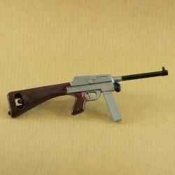 Pistolet mitrailleur MAS-38 maquisard action joe