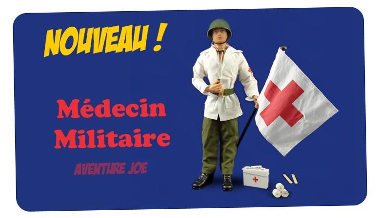 Médecin Militaire !