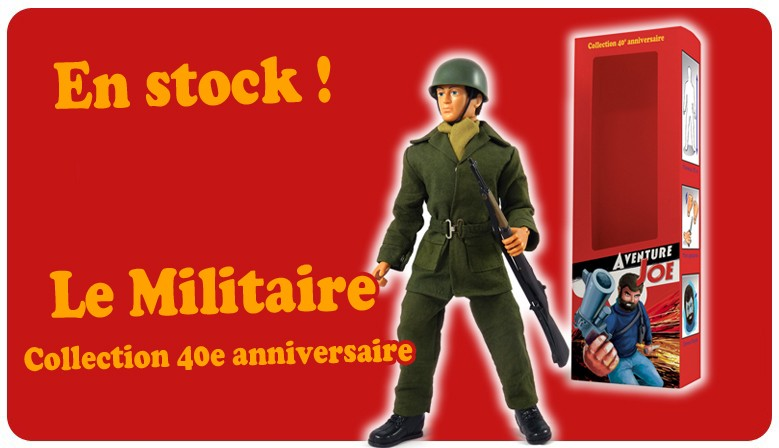 The French Soldier now in stock !