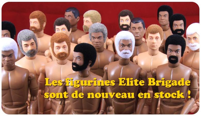Figurines Elite Brigade