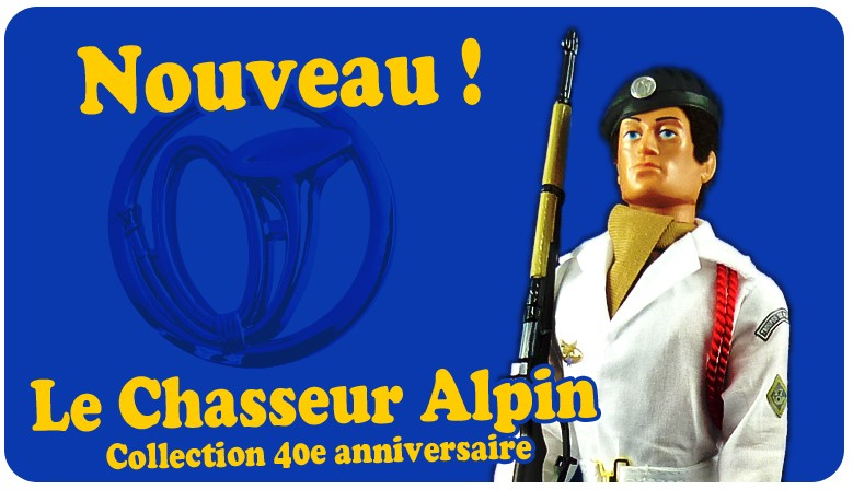 40th anniversary collection : the Mountain Infantry soldier