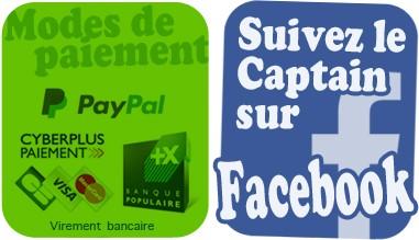 Modes de Paiement/Facebook